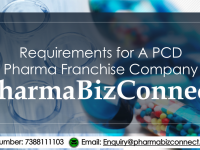 Requirements For A PCD Pharma Franchise Company