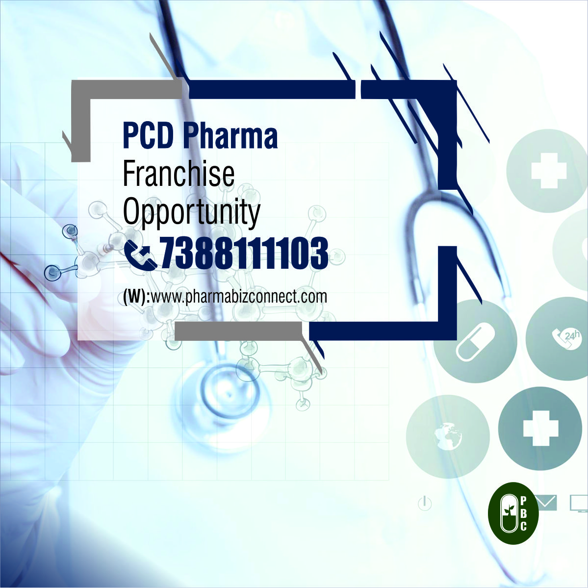 Pharma Franchise Opportunities in India