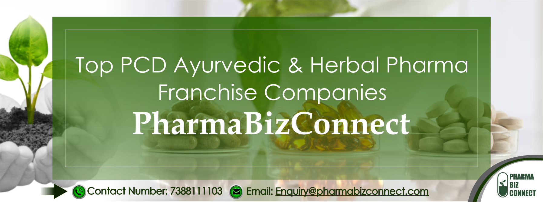 Top PCD Pharma Ayurvedic & Herbal Pharma Franchise Companies