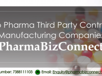 Top Pharma Third Party Contract Manufacturing Companies