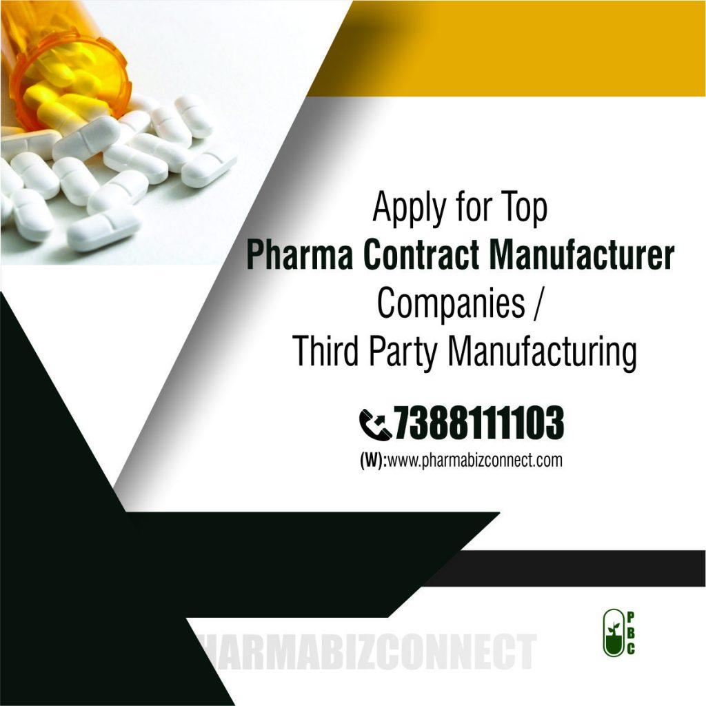 Pharma Contract Manufacturing