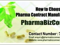How to Choose a Right Pharma Contract Manufacturer?
