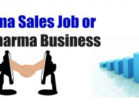 Pharma Sales Job or Pcd Pharma Business