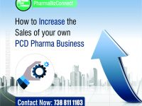 How to increase the sales of your own PCD Pharma Business