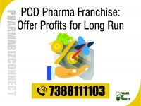 PCD Pharma Franchise: Offer Profits for Long Run