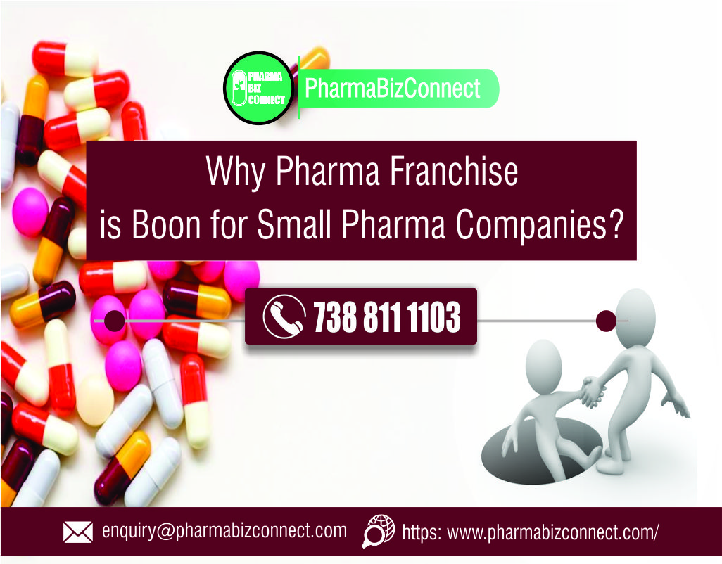 Why Pharma Franchise is boon for Small pharma Companies