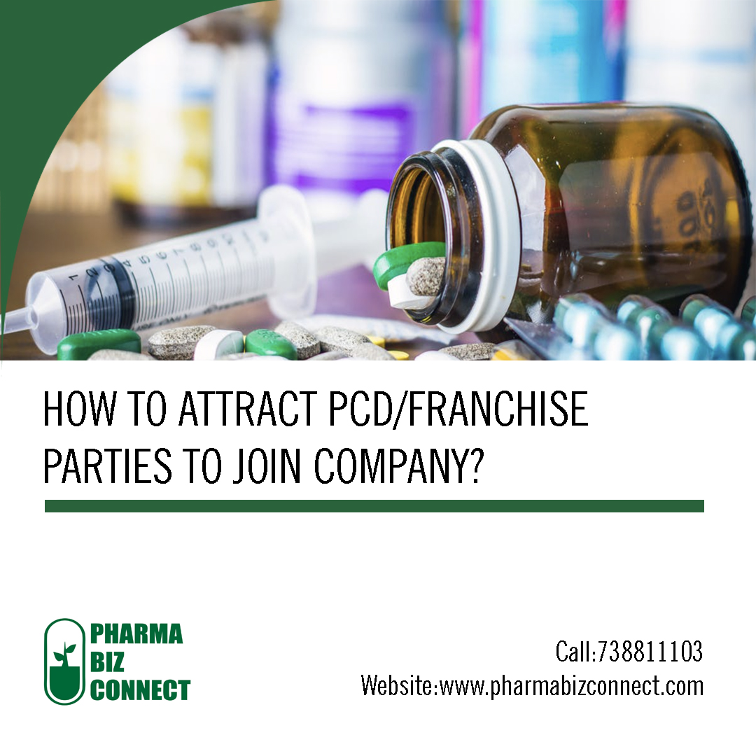 How to attract PCD/Franchise Parties to Join Company?