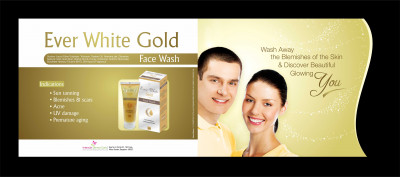 Ever white Gold face Wash - Youthful skin