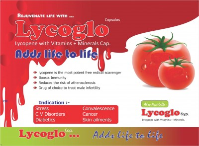 Lycopene With Multivitamins & Multimineral Syrup