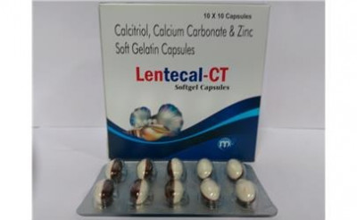 Calcitriol + Calcium Citrate + Zinc Sulphate + Magnesium Oxide (Softgel)