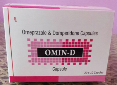 Omeprazole 20mg + Domperidone 10mg