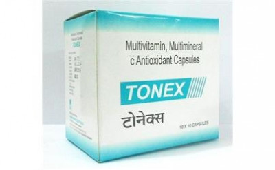 Nultivitamin, Multimineral with Antioxidant Capsules