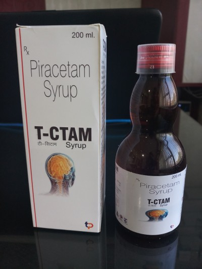 PIRACETAM SYRUP 200 ML