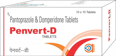 PANTOPRAZOLE 40 MG + DOMPERIDONE10 MG