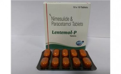 Nimesulide 100mg + Paracetamol 325mg