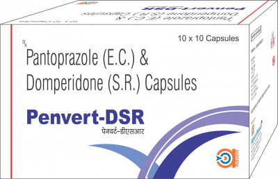 PANTAPRAZOLE 40 MG + DOMPERIDONE 30 MG SUSTAIN RELEASE