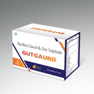 Bacillus Clausil & Zinc Sulphate