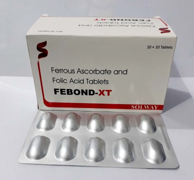 Ferrous Ascorbate 100 mg + Folic Acid 5 mg                                                      (DRUG)