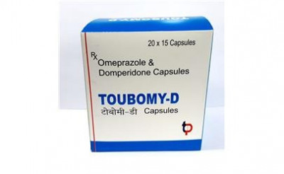 OMEPRAZOLE 20 MG+DOMPERIDONE 10 MG