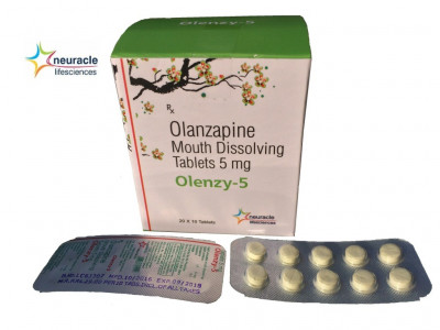 OLANZAPINE 5 MG