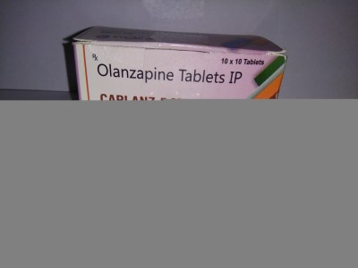 Olanzapine 5 mg Mouth Dissolving tablets