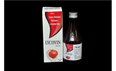 Lycopene Syrup with Multivitamins & Multiminerals