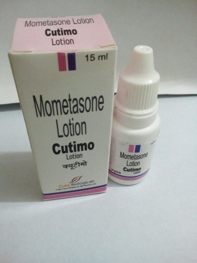 Mometasone 0.1 %    Lotion