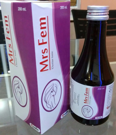 MRS-FEM SYP 200ML (Uterine tonic)