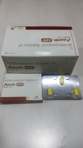 Azithromycin Tablets IP.