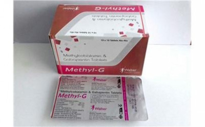 GABAPENTIN-300 MG+METHYLCOBALAMIN-500MCG