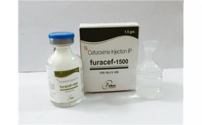 Cefuroxime 1500 mg Injection