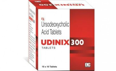 Ursodeoxycholic acid 300 mg
