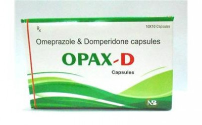OMEPRAZOLE 20 MG + DOMPERIDONE 10 MG