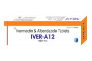 IVERMACTIN 6MG+ALBENDAZOLE 400MG TAB