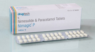 """Nimesulide  100mg Paracetamol  325mg"""