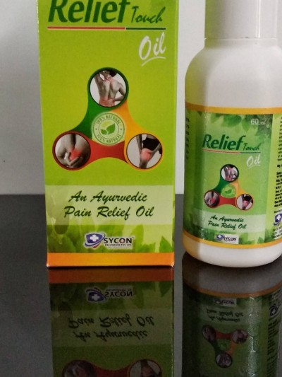 An Ayurvedic Pain Relief Oil
