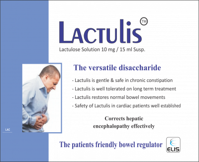 Lactulose Solution USP  eq. to Lactulose