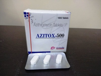 AZITHROMYCIN 500MG (BLISTER)