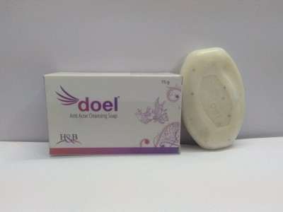 DOEL(ANTI ACNE CLEANSING SOAP)