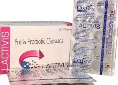 PREBIOTIC AND PROBIOTIC