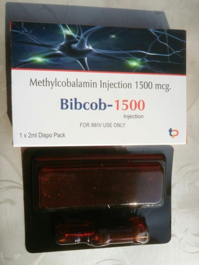 METHYLCOBALAMIN INJECTION 1500 MCG.
