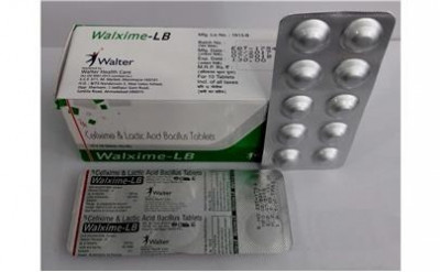 CEFIXIME WITH LB