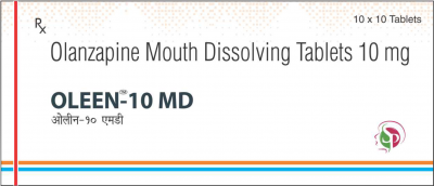 Olanzapine Mouth Dissolving Tablets 10 mg