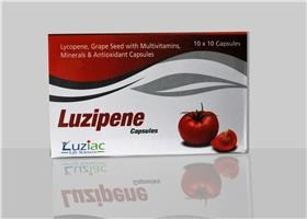 LYCOPENE 10%--5000MCG+VITAMIN A--5000I.U+GRAPE SEED--25 MG