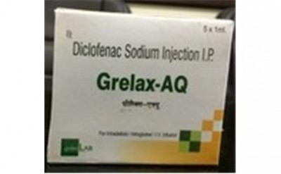 Diclofenc Sodium Injections