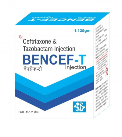 CEFTRIAXONE & TAZOBACTAM FOR INJECTION