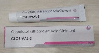 CLOBETASOL WITH SALICYLIC ACID  CREAM