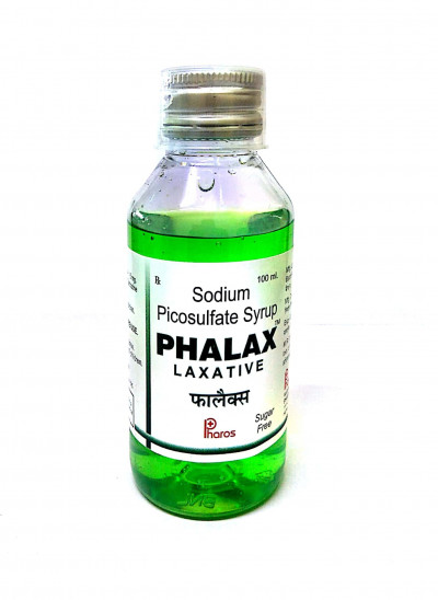 Sodium Picosulphate B.P.  5mg/5ml in palatable Sorbitol base