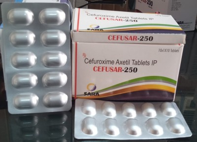 CEFUROXIME  AXETIL IP