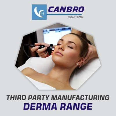 Third Party Manufacturing for Derma Range